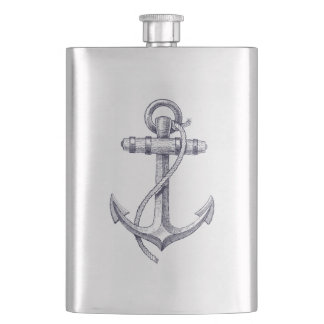 Anchor Classic Flask