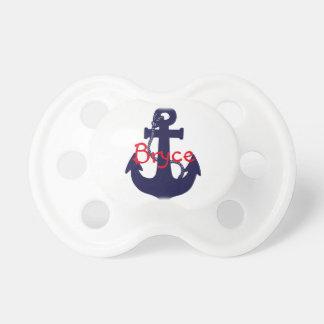 Anchor design pacifier
