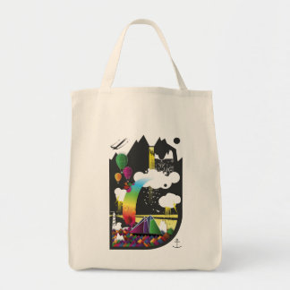 Anchor for good measure bag by KNEW!