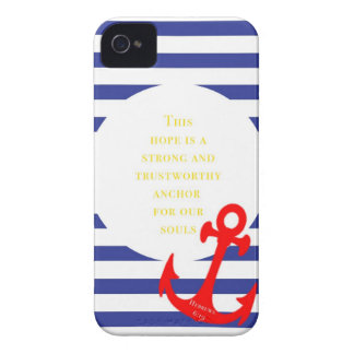 Anchor for Our Souls Case-Mate iPhone 4 Case