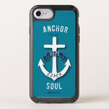 Anchor for Our Souls Cell Phone Case