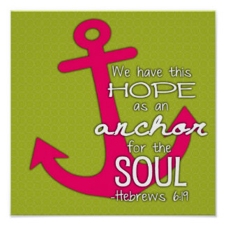 Anchor for the Soul Poster