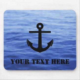 Anchor Graphic to personalize Mouse Pad