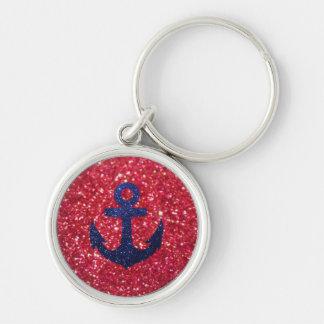 Anchor. Keychain