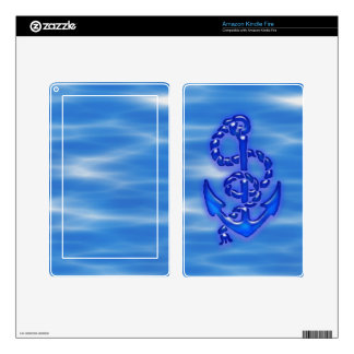 ANCHOR KINDLE FIRE SKIN