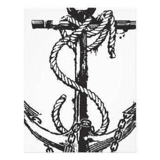 Anchor Letterhead Design