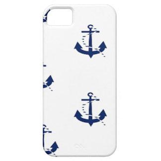 Anchor & Line Navy iPhone SE/5/5s Case