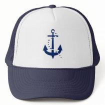 Anchor & Line Navy Trucker Hat