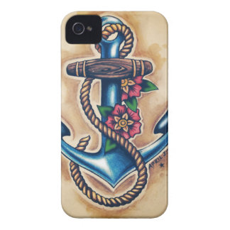Anchor Love iPhone 4 Cover
