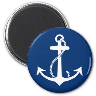 Anchor Fridge Magnet