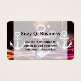 Nautical star business cards images card design and card template nautical star and anchor business cards templates zazzle anchor me to the stars nautical abstract design reheart Gallery