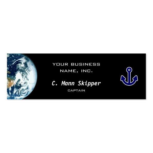 Anchor Mini Business Card