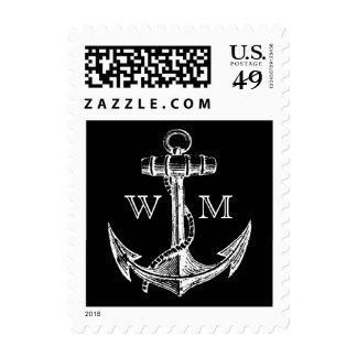 Anchor Monogram Stamps