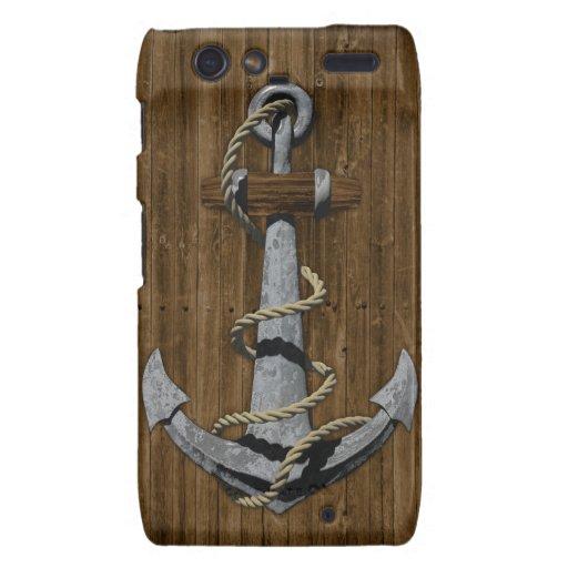 Anchor Motorola Droid RAZR Cover