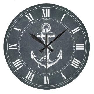 Anchor Nautical Wallclocks