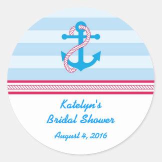 Anchor Nautical Sticker
