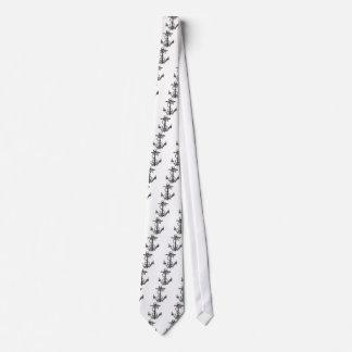 Anchor Neck Tie