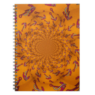 Anchor Note Notebook