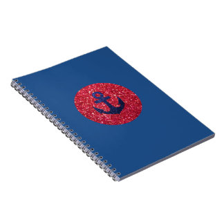 Anchor. Notebook