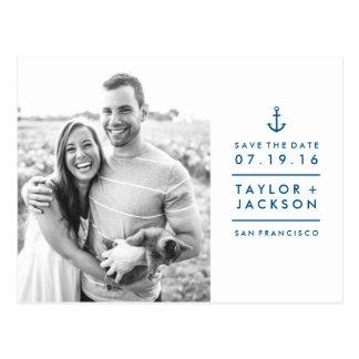 Anchor of Love Postcard