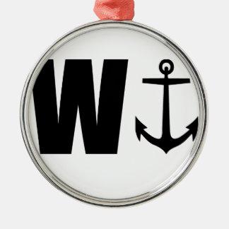 anchor christmas ornaments
