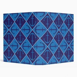 Anchor pattern binder