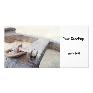 Anchor Picture Card