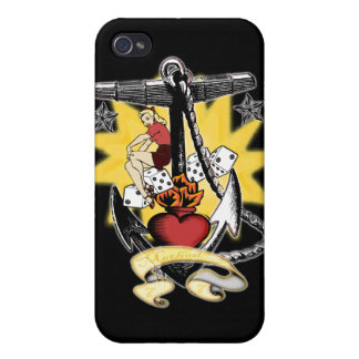 Anchor Pinup Speck Case