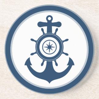 Anchor Sailor coaster