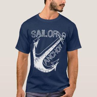 Anchor, sailor, nautical, T-Shirt