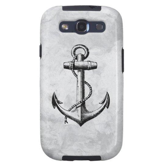 Anchor Samsung Galaxy SIII Cover