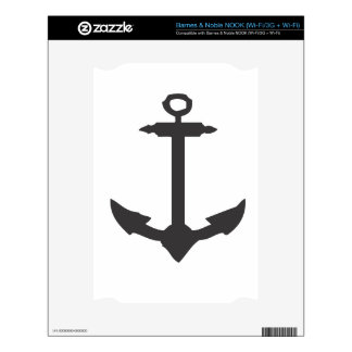 Anchor Skin For The NOOK