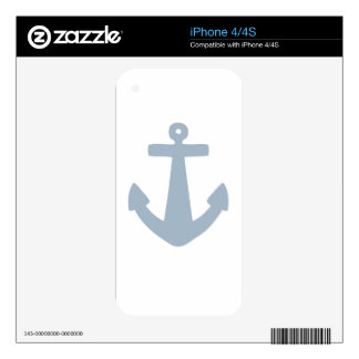 Anchor Skins For The iPhone 4