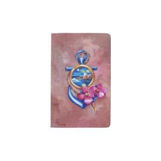 Anchor Tatoo Pocket Moleskine Notebook