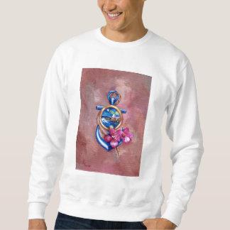 Anchor Tattoo Adult Sweatshirt