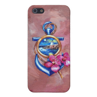 Anchor Tattoo Case