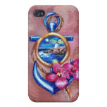 Anchor Tattoo Case Cases For iPhone 4