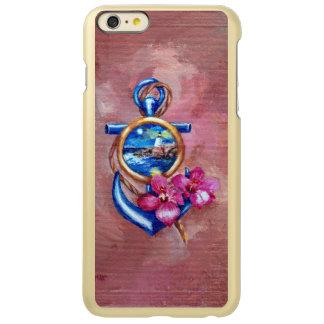 Anchor Tattoo Incipio Feather Shine iPhone 6 Plus Case