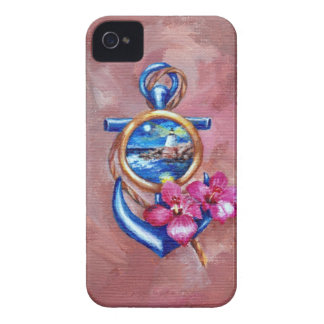 Anchor Tattoo iPhone 4 Case