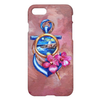 Anchor Tattoo iPhone 7 Case