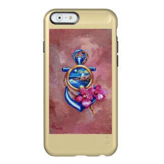 Anchor Tattoo Incipio Feather® Shine iPhone 6 Case
