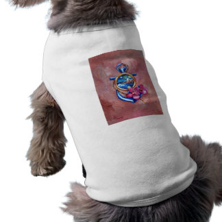 Anchor Tattoo Pet Clothing