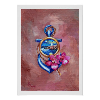Anchor Tattoo Print
