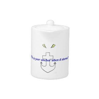 Anchor Teapot