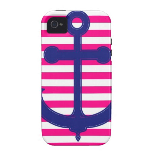 Anchor Vibe iPhone 4 Cases