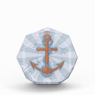 Anchor with Chain Award
