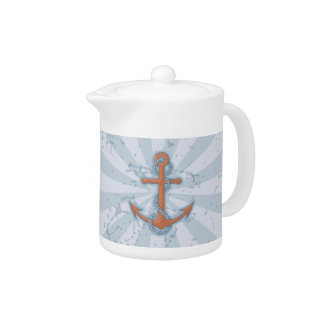 Anchor with Chain Teapot