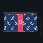 """Anchor Wristlet<br><div class=""""desc"""">Preppy anchor wristlet</div>"""