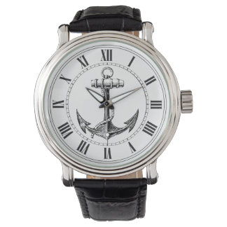 Anchor Wristwatch