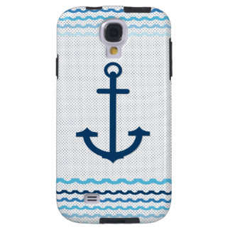 Anchor Yacht Boat Nautical Marine Sail  Car Mats Galaxy S4 Case